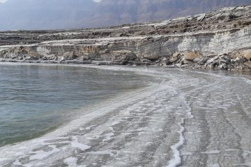 Dead sea and Judean Desert