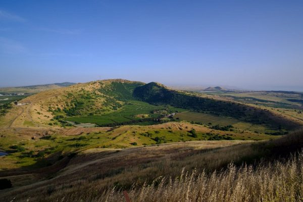 Golan Heights – Mt. Bental